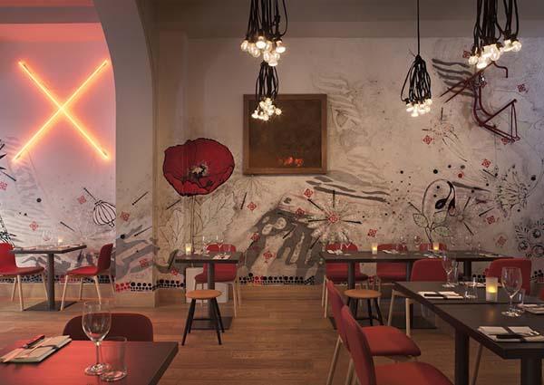 Pisacco, cucina di stile a Milano