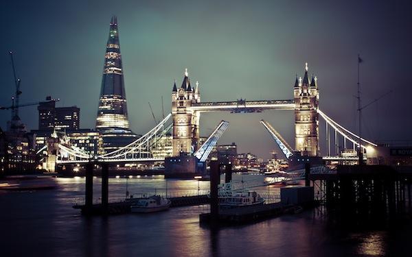 Londra, la signora d'Inghilterra
