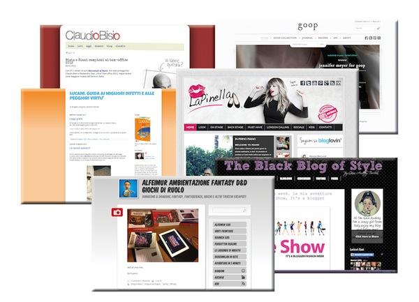 Blog: potenza e stile dell'Io virtuale