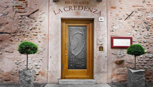 La Credenza Credenza : Vincenzo reda ristorante la credenza di san maurizio canavese