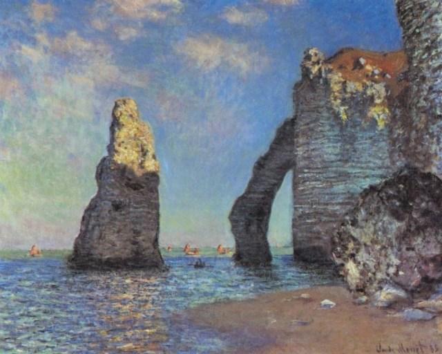Normandia Impressionista: i luoghi di Monet, Renoir e Cézanne