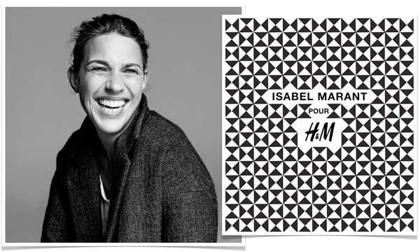 Isabel Marant e la nuova capsule collection per H&M