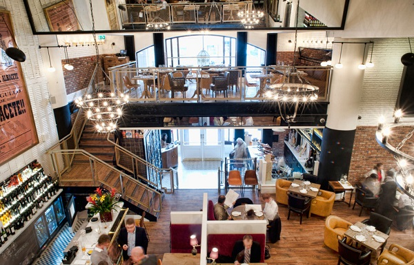 Ristoranti a Londra – mangiare tapas da Ibérica