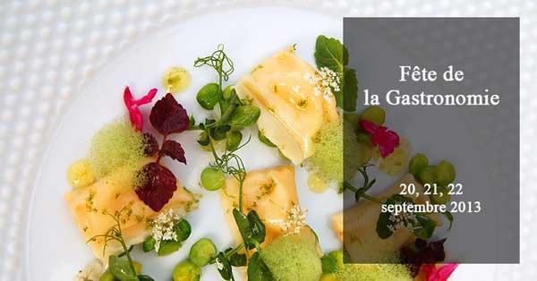 Torna la grande Festa della Gastronomia francese