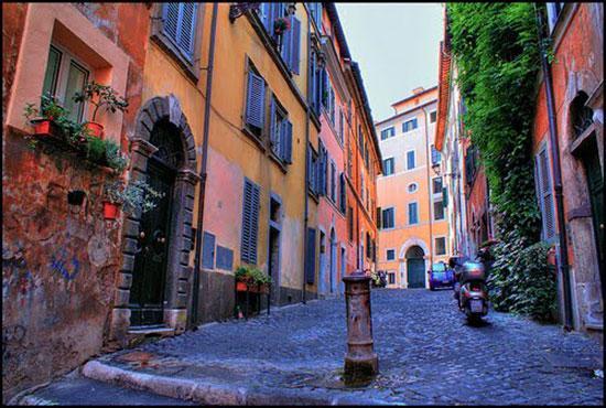 Roma - dal Rione Monti all'Isola Tiberina un weekend fuori dagli schemi