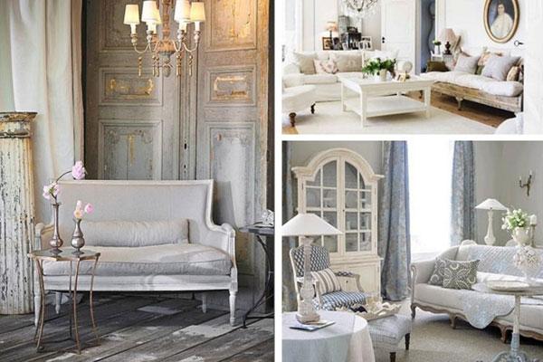 Arredare la casa in stile shabby chic viviconstile - Arredare casa shabby chic ...