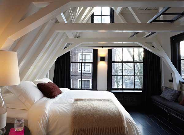 Nuovo hotel ad Amsterdam – lo stile di Maison Rika