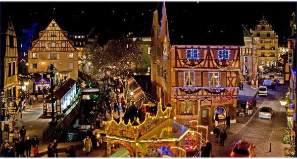 Natale in Alsazia – i più bei mercatini dell'Avvento alsaziani