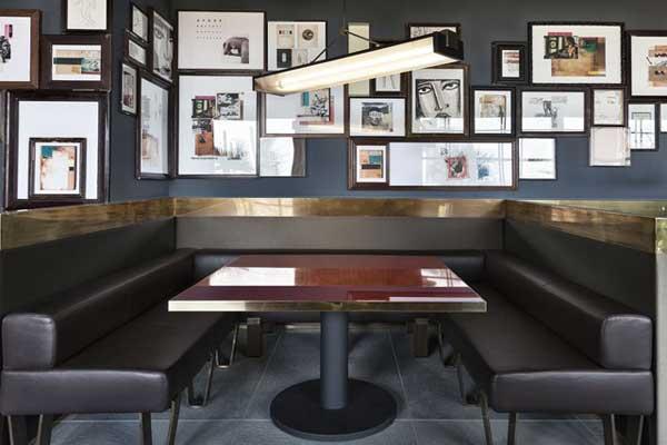 Ceresio 7, il nuovo ristorante DSquared2 a Milano
