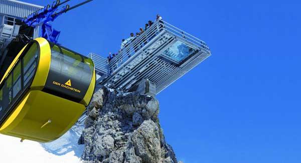 Austria – esperienze adrenaliniche in montagna