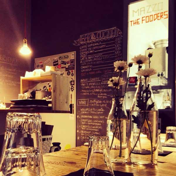 Mazzo – il più piccolo ristorante di Roma