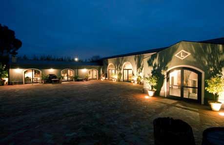 Tenuta La Ghiaia – resort di stile a Sarzana