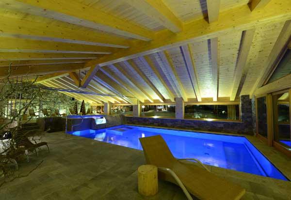 Hotel benessere in montagna le spa da non perdere viviconstile - Hotel con piscina montagna ...