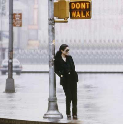 Yoko Ono in mostra al Museo Guggenheim di Bilbao