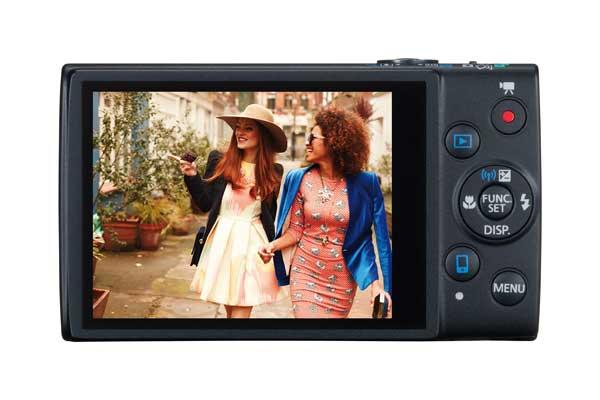 Le nuove fotocamere compatte Canon IXUS: alta qualità delle immagini e semplicità