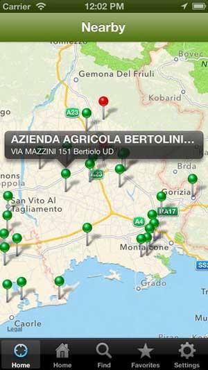 Ortointasca, l'app green per frutta e verdura a km zero