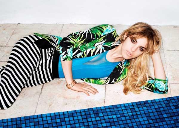 Vestiamo alla marinara: la moda a righe per l'estate 2014