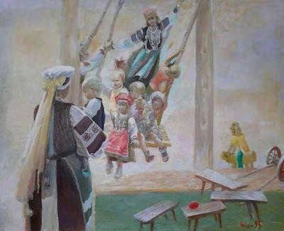 Nicolai Kormashov, il pittore estone in mostra a Matera