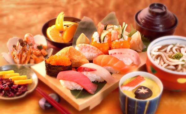 Sushi Tempura E Sukiyaki Piccolo Dizionario Di Cucina Giapponese