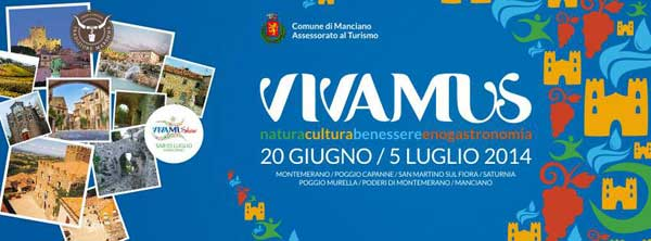 Eventi in Toscana: Vivamus e la Maremma in festa