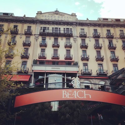 Party al Grand Hotel Tremezzo – il lusso sul lago di Como