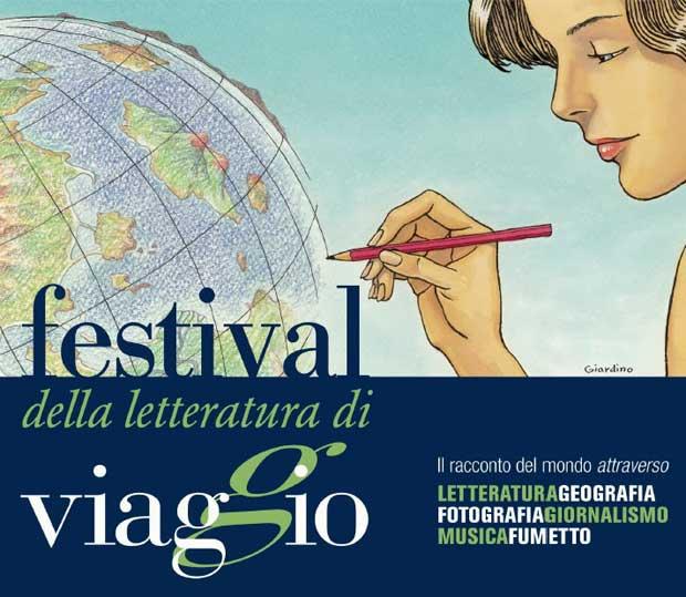 Festival della letteratura di viaggio di Roma