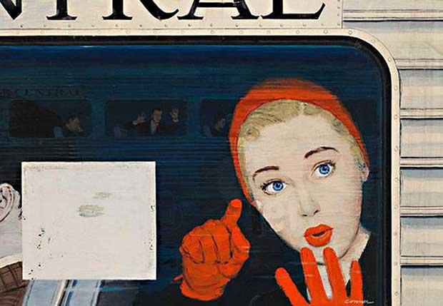 Mac Conner – A New York Life la mostra del vero Mad Man americano