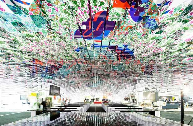 Stockholm Furniture & Light Fair – la fiera del mobile di design di Stoccolma