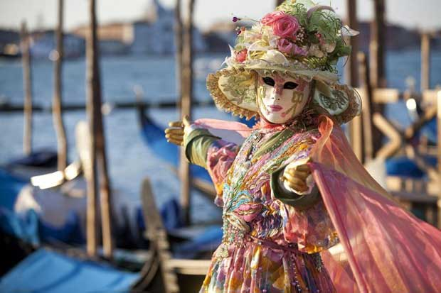 Carnevale di Venezia 2015 – gli eventi, le sfilate, le feste in maschera