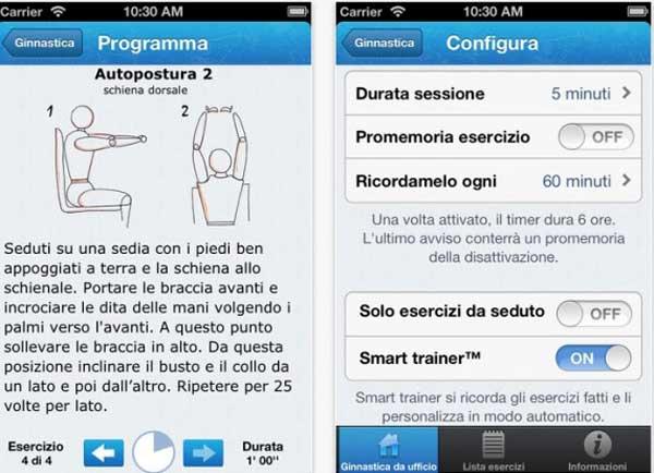 Le App salva linea per dimagrire e tornare in forma dopo le Feste