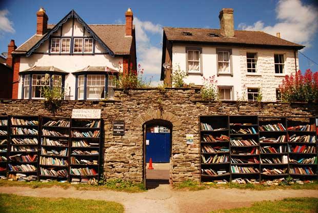 Hay-on-Wye, la città dei libri in Galles