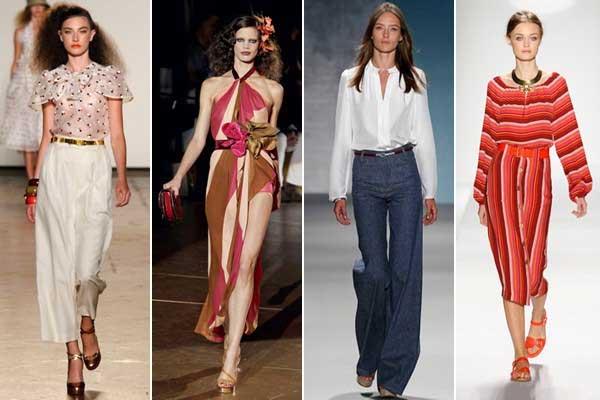 Le tendenze moda della primavera estate 2015 da copiare subito