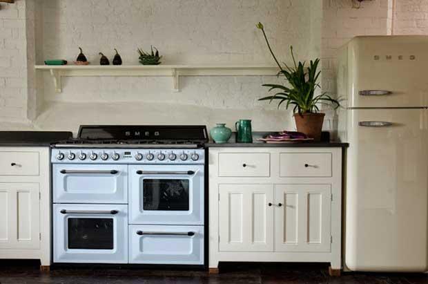 Arredare la cucina in stile vintage | Viviconstile