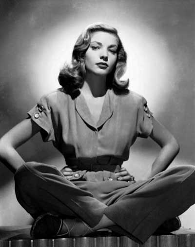 Lo stile di Lauren Bacall in mostra a New York