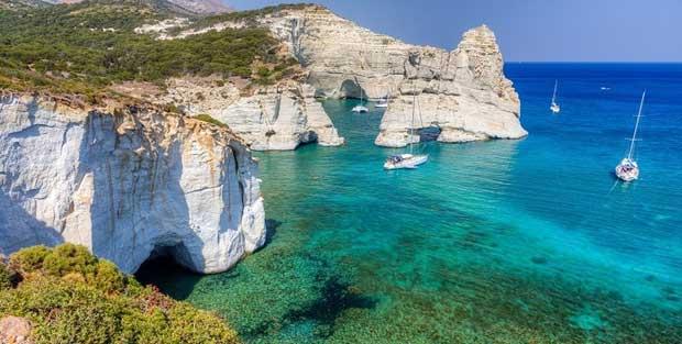 Crociera in barca a vela nelle isole del Dodecaneso: l'itinerario di ITA223