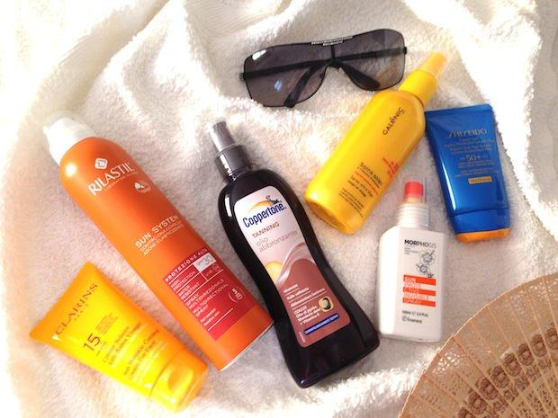 Le migliori protezioni solari del 2015: solari viso, lozioni e oli corpo alta e media protezione, doposole e prodotti per i capelli