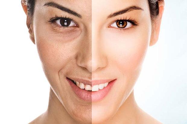 Regole antiage per la pelle del viso e del corpo