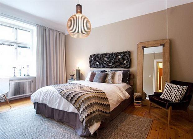 idee di stile per arredare la camera da letto eco-chic   viviconstile