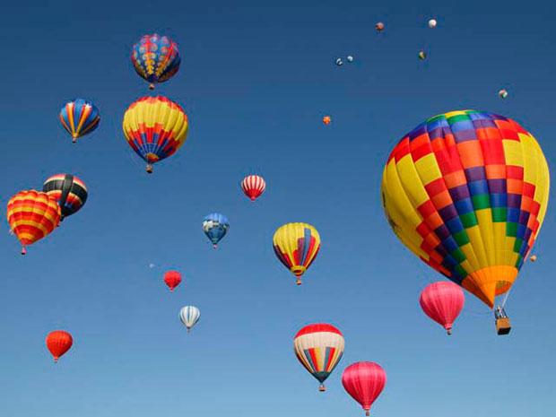 Festival del Volo – mongolfiere e palloni a gas nel Parco della Villa Reale di Monza