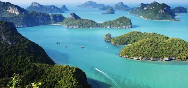 Crociera in Thailandia – Capodanno tra i sorrisi nell'arcipelago di Koh Chang