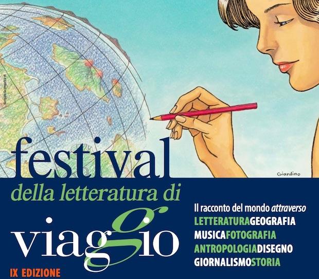 Festival della Letteratura di Viaggio 2016