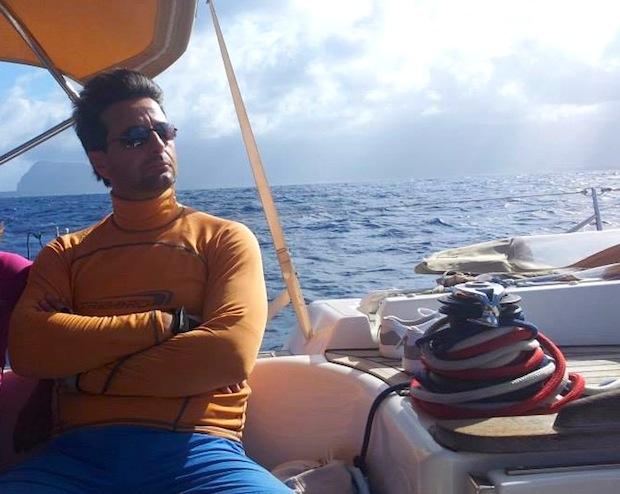 Intervista a Tony  Schettino, socio fondatore di ITA223 Sailing & Sporting Club