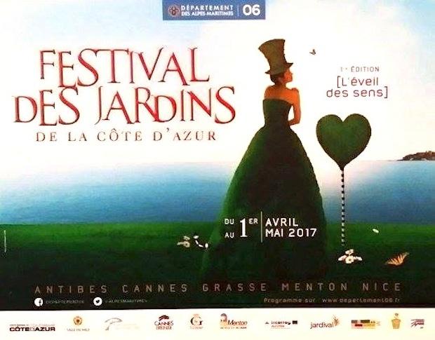 Festival des Jardins – un evento dedicato ai giardini della Costa Azzura