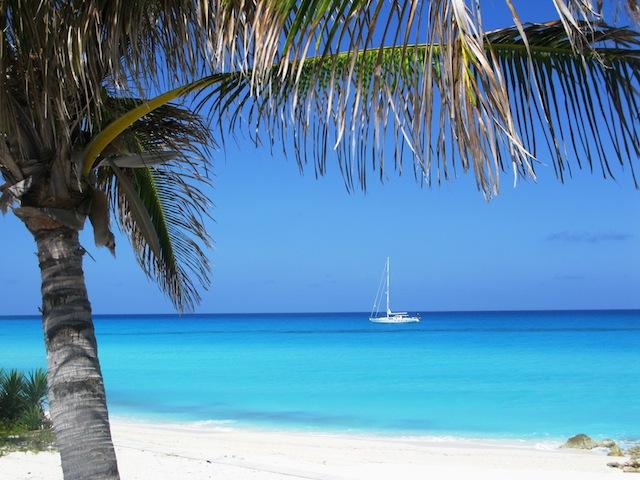 Una crociera nelle isole Abaco, Bahamas