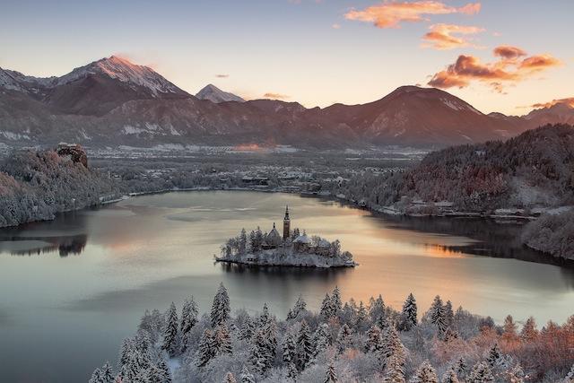 Dieci cose da fare in Slovenia