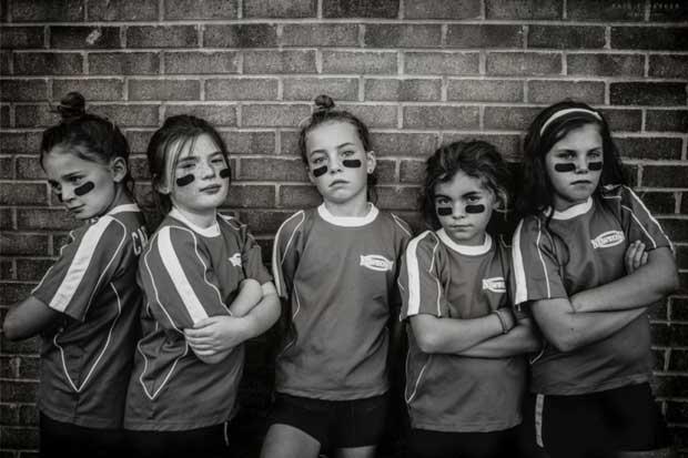 Strong is the new pretty: la vera essenza delle donne nelle foto di Kate Parker