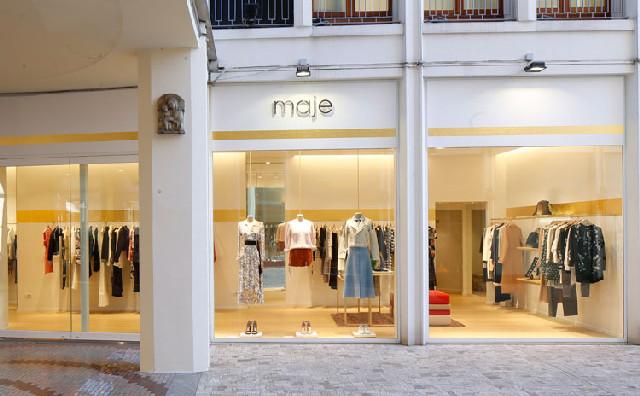 Inaugurazione Maje: la griffe femminile francese di pret-à-porter apre la sua prima boutique a Milano
