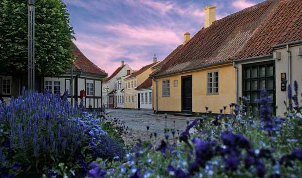 Danimarca – Viaggio a Odense alla scoperta di Andersen