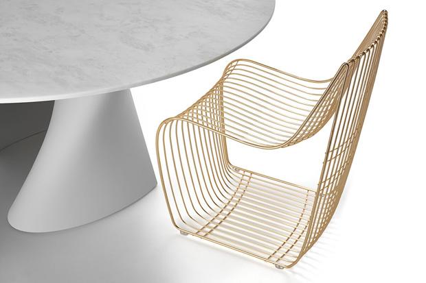 Sign Filo, la sedia di design di MDF Italia per  Misani