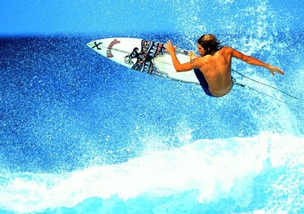Le spiagge  più belle mondo per fare surf